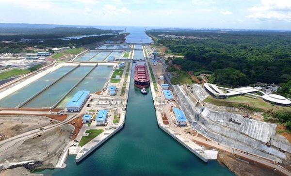 Canal de Panama beneficia al medio ambiente