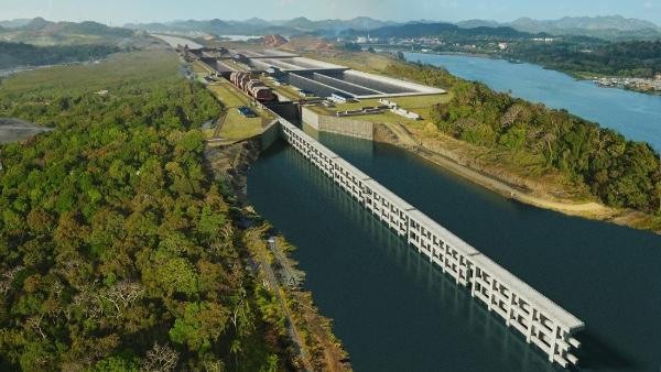 Canal de Panama celebra primer aniversario tras ampliacion