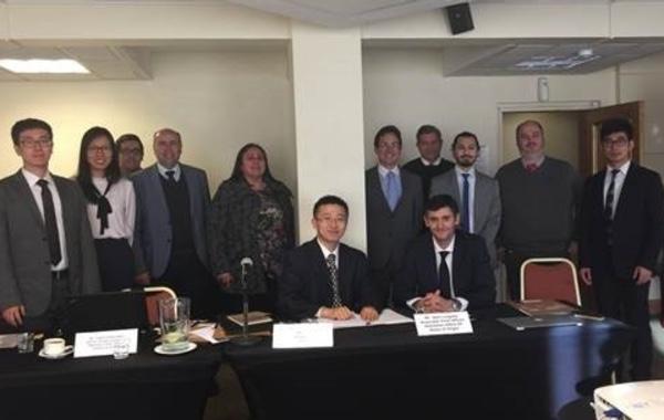 Chile y China negocian certificacion de origen electronica
