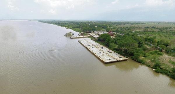 Colombia adjudica obras de dragado del rio Magdalena
