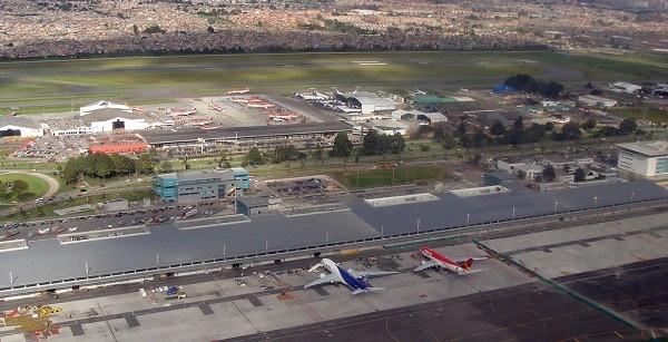 Colombia quiere mejorar infraestructuras aeroportuarias
