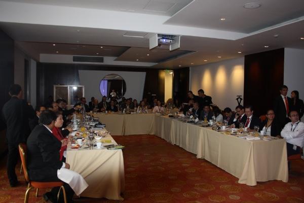 Desayuno sobre logistica se celebrara en Colombia
