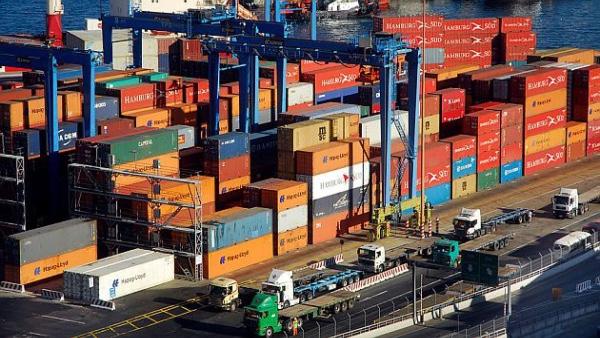 Exportaciones chilenas crecen en el primer semestre