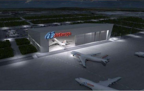 Hangar Air Europa