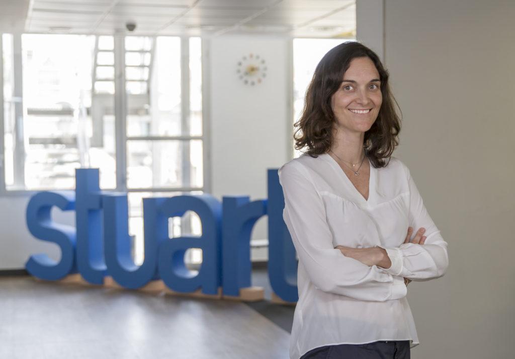 Marta Álvarez .Stuart