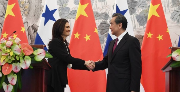 Panama y China aumentan intercambio comercial