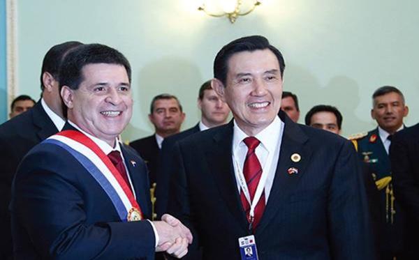 Paraguay busca incrementar comercio con Taiwan