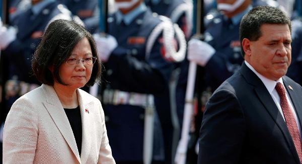 Paraguay y Taiwan acuerdan aranceles cero