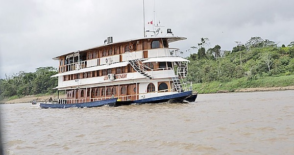 Peru adjudica concesion de la Hidrovia Amazonica