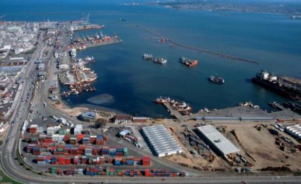 Puerto de Montevideo aumenta movimiento de contenedores