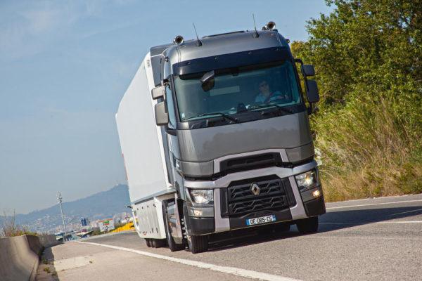Renault Trucks de la Gama T