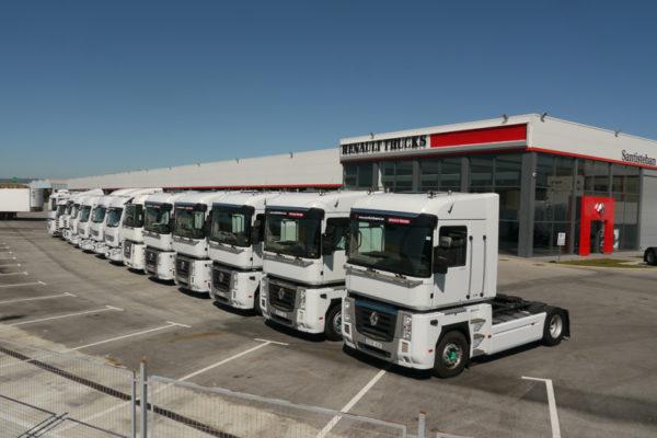 Renault Trucks renting