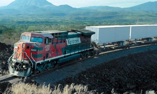 Robos de carga en ferrocarril descienden en Mexico