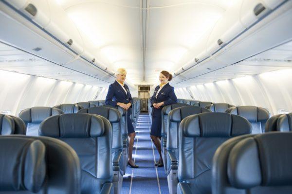 Ryanair-azafatas