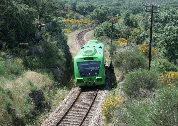 Tren Comboios Portugal