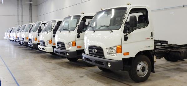 Venta de autobuses y camiones crece en junio en Mexico