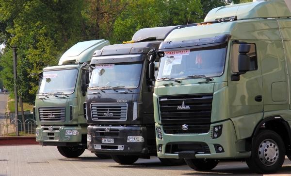 Venta de camiones aumenta en Argentina