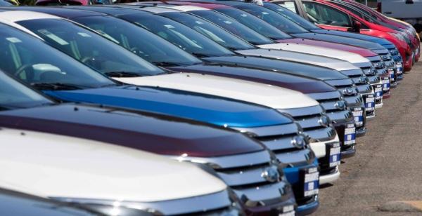 Venta de vehiculos en Mexico descendio en junio