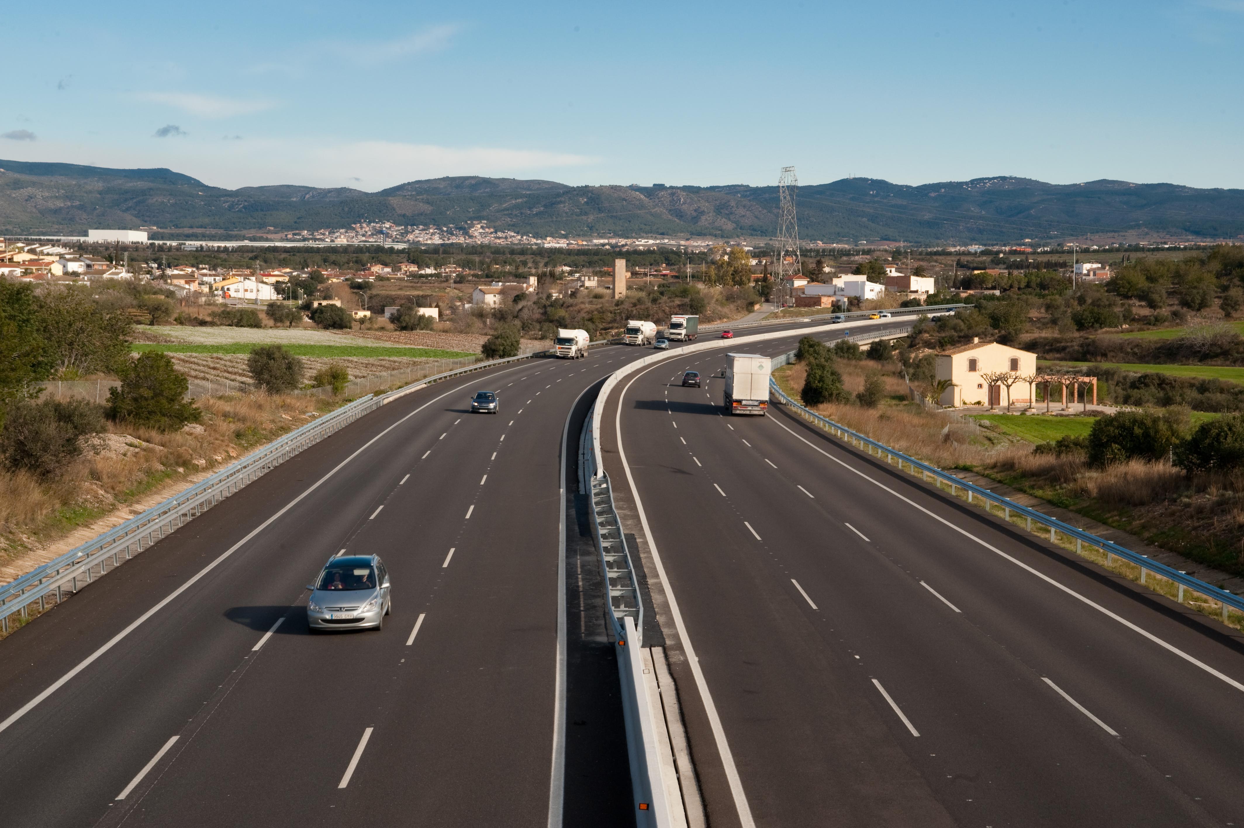 Abertis activa dispositivo especial de tráfico en Cataluña para dar cobertura a los desplazamientos de verano