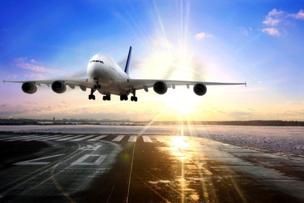 carga aérea a nivel mundial