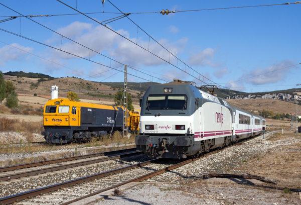 tren País Vasco