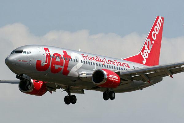 Avión Jet 2
