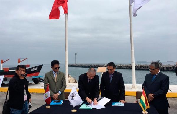 Bolivia confirma exportaciones a traves de puertos peruanos