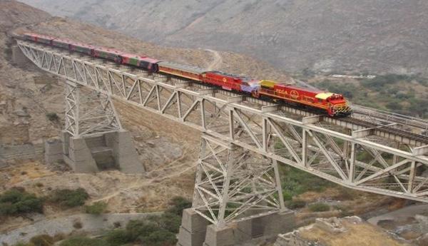 Bolivia consigue que tren bioceanico sea un proyecto estrategico