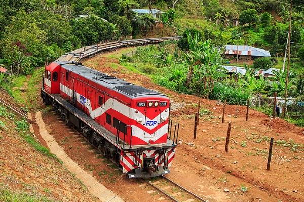 Colombia suspende la concesion a Ferrocarril del Pacifico
