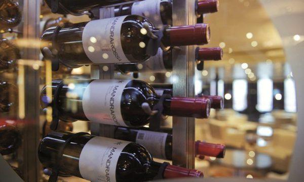 Costa Cruceros vinos