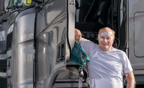 Estudio del descanso Scania