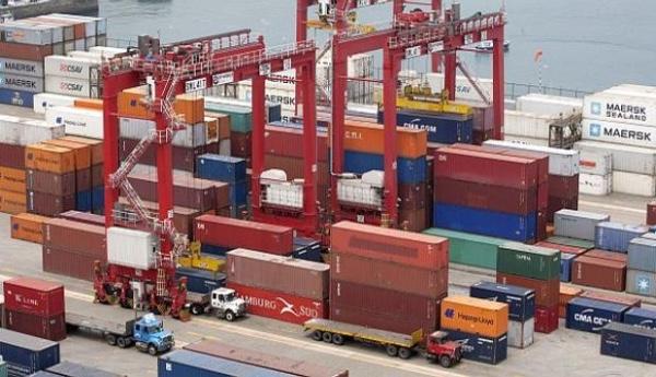 Exportaciones chilenas crecen en los primeros siete meses