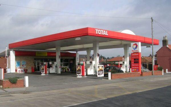 Gasolineras Total