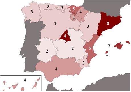 Hurtos en España