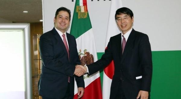 Mexico y Japon firman acuerdo de cooperacion aduanera