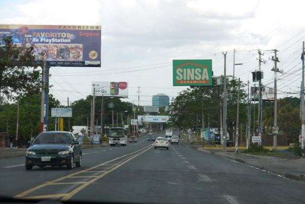 Nicaragua obtiene financiacion para reformar via Juan Pablo II