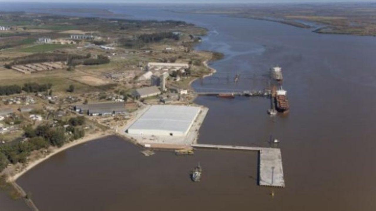 Gobierno uruguayo tiene interés en potenciar la hidrovía del río Uruguay