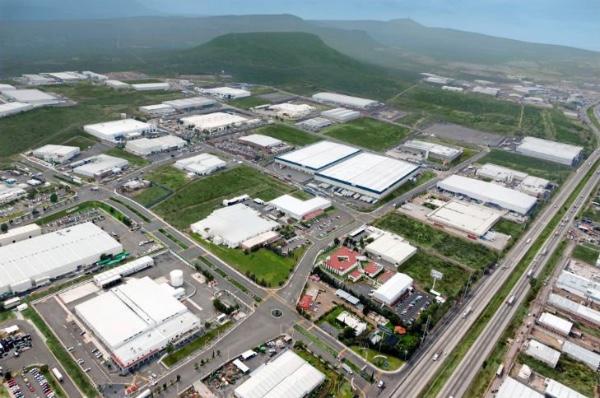 Numero de parques industriales crece en Queretaro