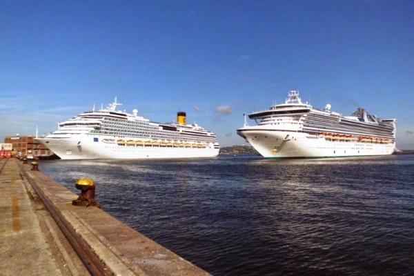 Puerto de Montevideo tendra nueva terminal de cruceros