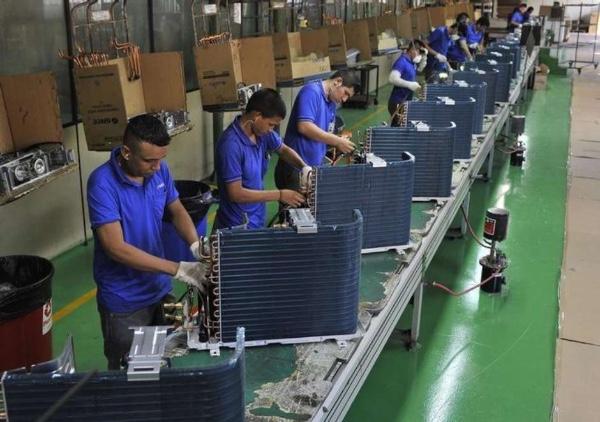 Recuperacion de las manufacturas en Brasil se estanca