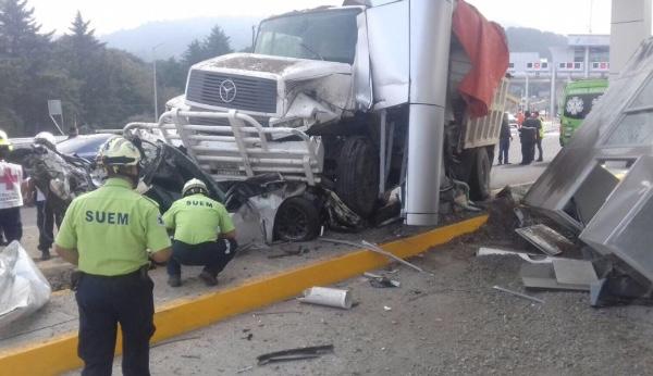 Tamaulipas (Mexico) quiere reducir accidentes de camion