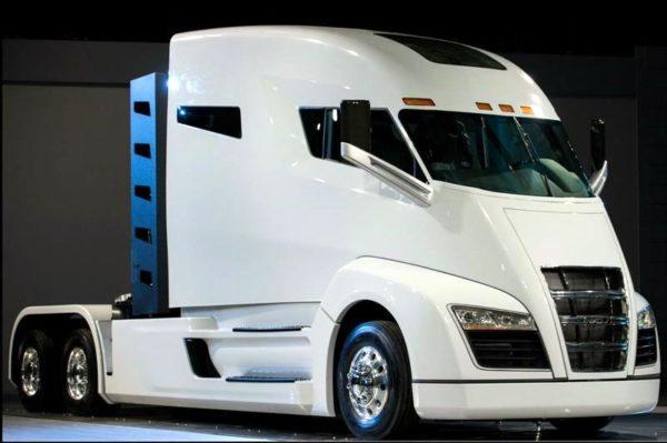 Tesla Camión autónomo