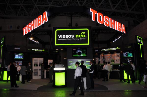 Toshiba feria