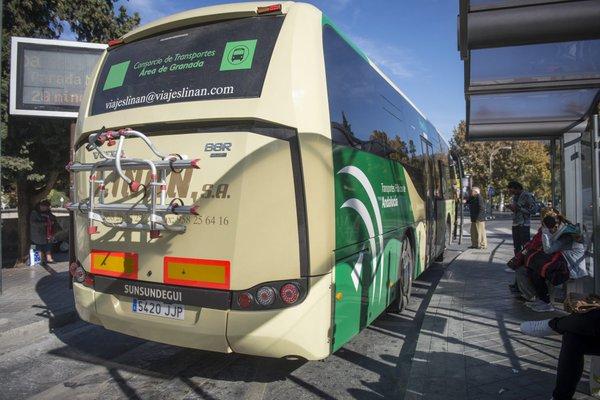 Transporte público. Andalucía