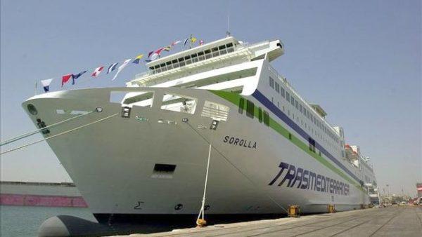 Trasmediterranea buque
