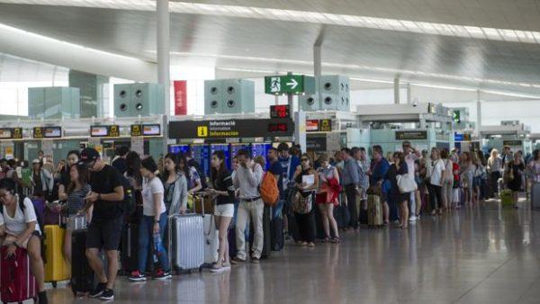 Vuelos en España