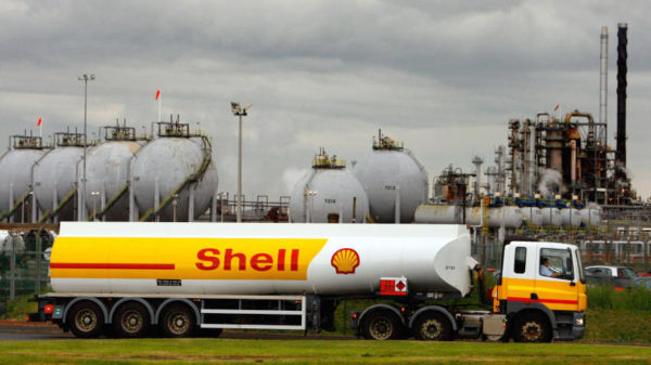 petrolera Shell