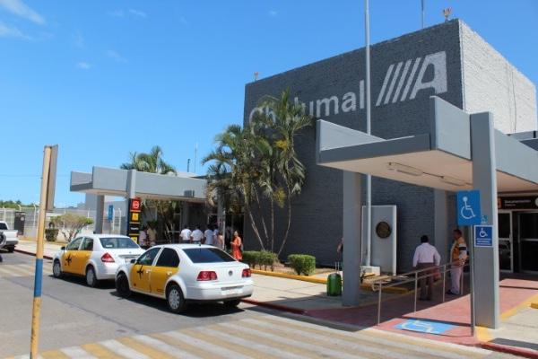Aeropuerto de Chetumal (Mexico) incrementa movimiento de carga