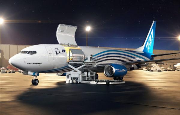 Boeing subasta Alibaba