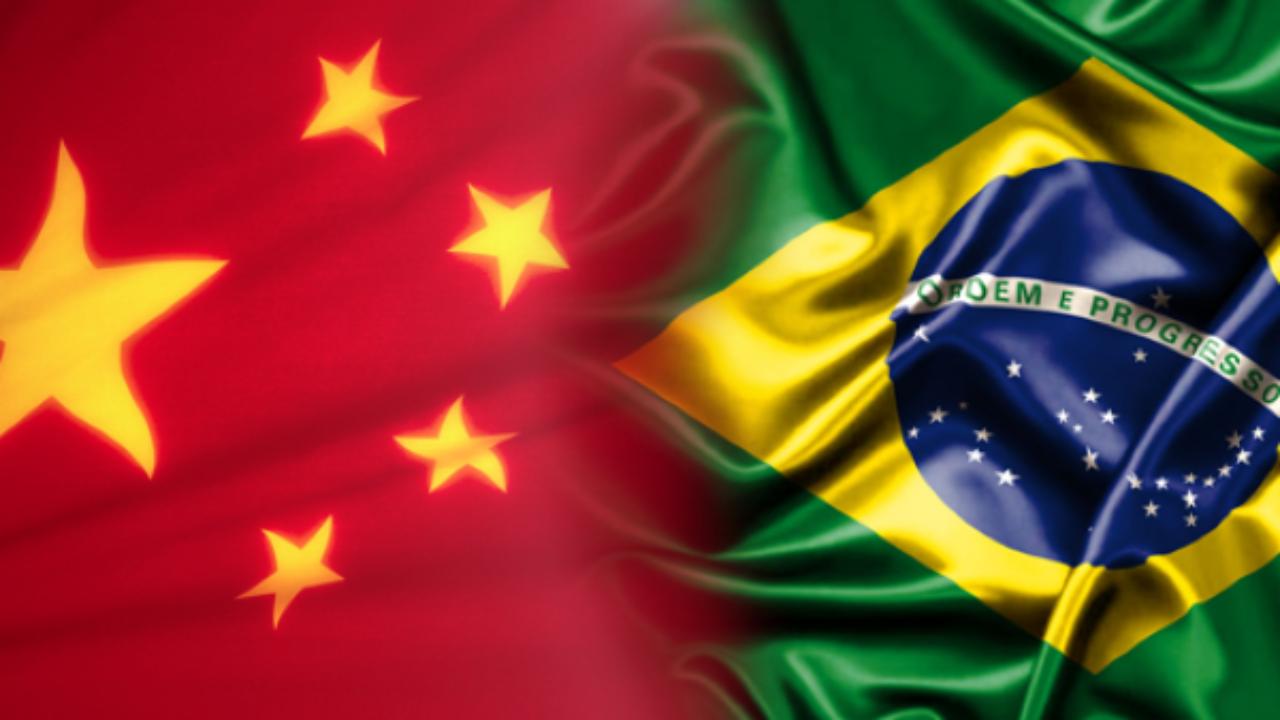 Resultado de imagen de comercio brasil a china